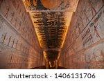 luxor  egypt   28 feb 2017....   Shutterstock . vector #1406131706