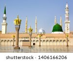 The Mosque Of The Prophet In...