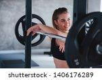full of energy. photo of... | Shutterstock . vector #1406176289