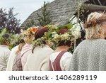 saint john's or dew holiday... | Shutterstock . vector #1406289119