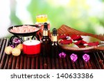 Spa Composition With Aroma Oil...