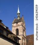clock tower of st.martin church ... | Shutterstock . vector #140639059