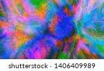 an abstract piece that looks... | Shutterstock . vector #1406409989