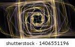 turbulence energy color... | Shutterstock . vector #1406551196