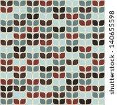 seamless vector geometric... | Shutterstock .eps vector #140655598
