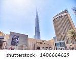 20 march  2019   uae  dubai ... | Shutterstock . vector #1406664629