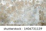 natural raw grunge cement... | Shutterstock . vector #1406731139