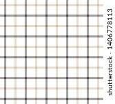 seamless tartan pattern. pixel... | Shutterstock .eps vector #1406778113