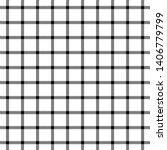 grid pattern. seamless pixel... | Shutterstock .eps vector #1406779799