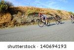 bakersfield  ca   jun 1  riders ... | Shutterstock . vector #140694193