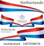 Flag Of The Netherlands....