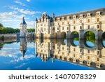 Chateau De Chenonceau Is A...