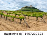 Vineyard With Castle Of...