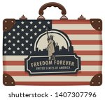 travel vector banner with a...   Shutterstock .eps vector #1407307796