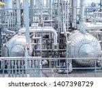 drum for generator steam of... | Shutterstock . vector #1407398729