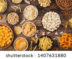 All Classic Potato Snacks With...