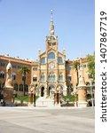 Hospital Complex Of Santa Creu...