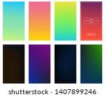 soft gradient background for... | Shutterstock .eps vector #1407899246