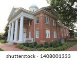 historic chesterfield county... | Shutterstock . vector #1408001333