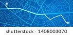 city map navigation. gps... | Shutterstock .eps vector #1408003070