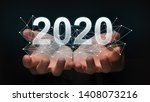 Luminous 2020 Year Numbers And...
