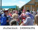 kazan  tatarstan   russia   05... | Shutterstock . vector #1408406396