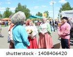 kazan  tatarstan   russia   05... | Shutterstock . vector #1408406420