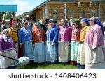 kazan  tatarstan   russia   05... | Shutterstock . vector #1408406423