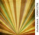 vector old paper texture... | Shutterstock .eps vector #1408411706