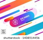 cogwheel line icon. engineering ... | Shutterstock .eps vector #1408514456