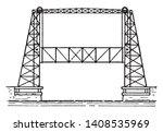 Vertical Lift Bridge Is A Type...