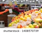 Fruits  Food And Sale Concept ...