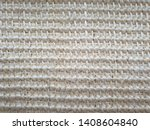 Fibres Of Sisal In Close Up