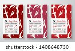 premium quality abstract vector ... | Shutterstock .eps vector #1408648730