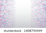 abstract background with... | Shutterstock .eps vector #1408754549