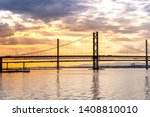 Beautiful Sunset At The Forth...