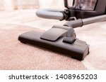 house cleaning. vacuum cleaner... | Shutterstock . vector #1408965203