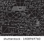 math educational vector... | Shutterstock .eps vector #1408969760