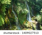 Close Up  Little Waterfalls...