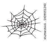 web icon. vector illustration...   Shutterstock .eps vector #1409051240