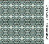 curved stripes. zebra print. ...   Shutterstock .eps vector #140915374