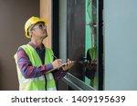 Worker  Inspector  Engineer Is...