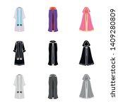 vector illustration of material ... | Shutterstock .eps vector #1409280809