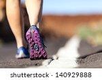 Walking Or Running Legs On...