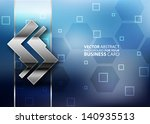abstract business background  ... | Shutterstock .eps vector #140935513