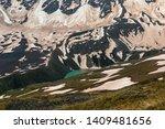 lake donguz orun kel. elbrus... | Shutterstock . vector #1409481656