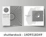 the minimal vector layout of...   Shutterstock .eps vector #1409518349