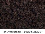 pile of soil isolated on white... | Shutterstock . vector #1409568329