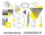 universal trend halftone...   Shutterstock .eps vector #1409605019