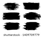 vector collection of artistic...   Shutterstock .eps vector #1409709779